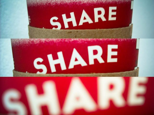 partager
