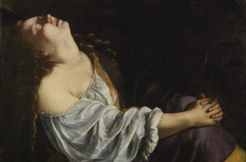 Article : Une croix au/sur le feminin?              Incarnation,  suivi  d' Interdites