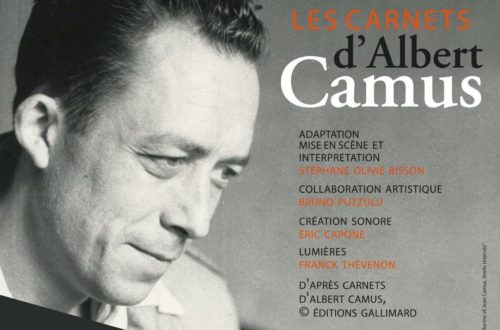 Article : Camus face à lui-même